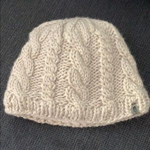 North Face Fur Lined Beanie